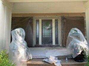 exterior painting prep carmel Indiana
