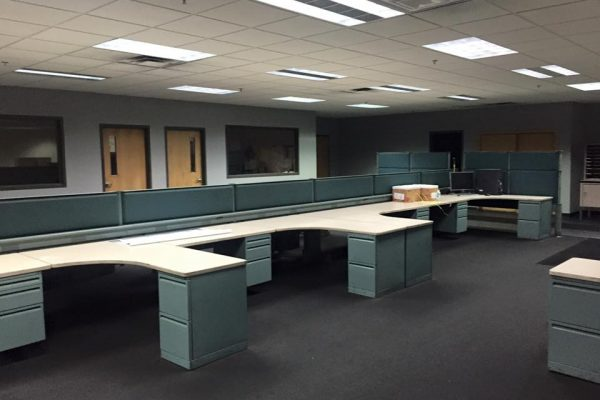 Commercial Office Interior Painting 2