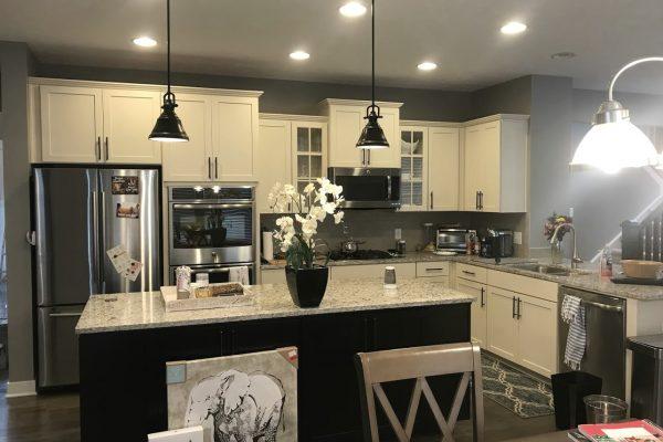 Kitchen cabinet painters Carmel