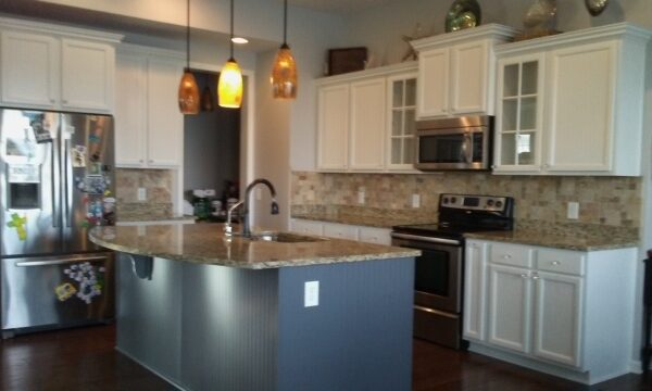 Kitchen cabinet painting Indianapolis IN