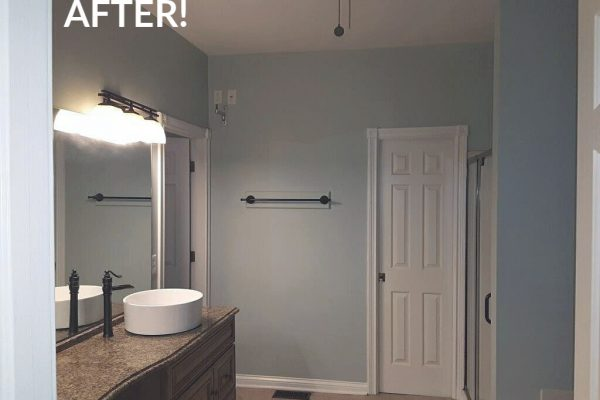 Master Suite painting