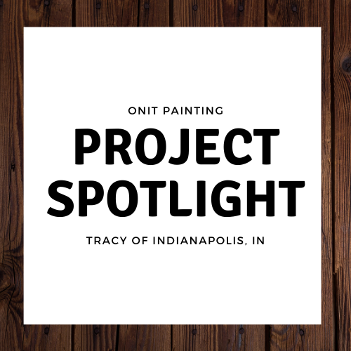Project Spotlight 8: Interior Painting isn't just for Walls