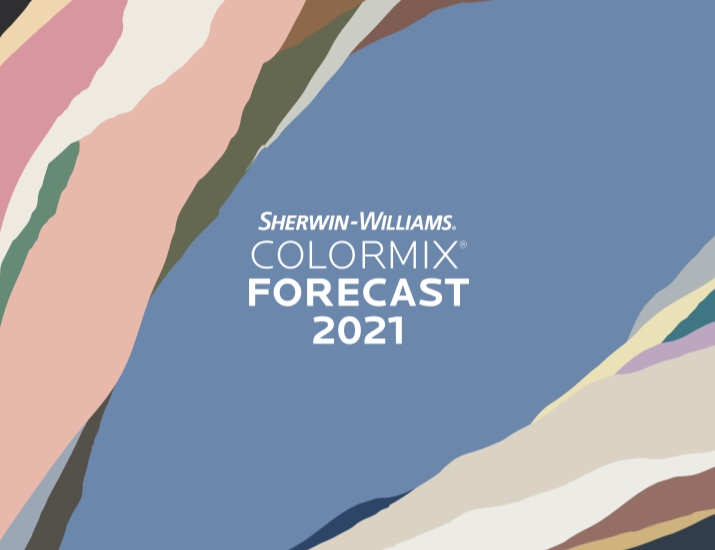 Indianapolis Professional Painter Discusses Colormix Forecast 2021