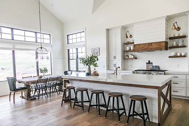 The Perfect Paint Colors for your Modern Farmhouse Style Home
