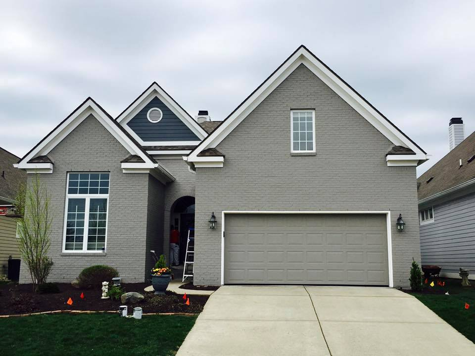 Pros and cons of painting exterior brick